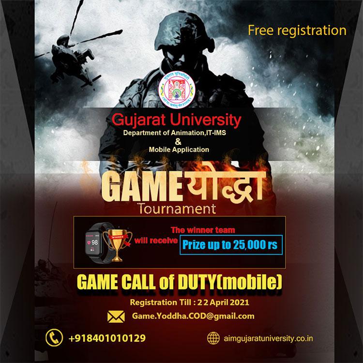Game Yoddha Registration
